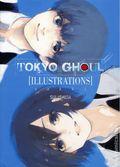 Tokyo Ghoul Illustrations HC (2017 Viz) Zakki 1-1ST
