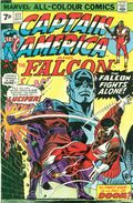 Captain America (1968 1st Series) UK Edition 177UK