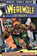Werewolf by Night (1972 1st Series) Mark Jewelers 25MJ