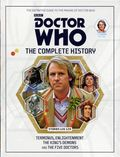 Doctor Who The Complete History HC (2015- Hachette) 37-1ST