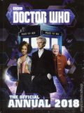Doctor Who Annual HC (1965-Present) The Official Annual 2018-1ST