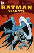 Batman Year Two HC (2017 DC) The 30th Anniversary Deluxe Edition 1-1ST