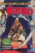 Werewolf by Night (1972 1st Series) Mark Jewelers 26MJ