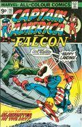 Captain America (1968 1st Series) UK Edition 192UK