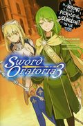 Is It Wrong to Try to Pick Up Girls in a Dungeon? On the Side SC (2016- Yen Press Novel) Sword Oratoria 3-1ST
