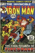 Iron Man (1968 1st Series) 59