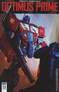 Optimus Prime (2016 IDW) 13RI