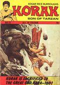 Korak Son of Tarzan (1971-1976) UK 22