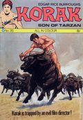 Korak Son of Tarzan (1971-1976) UK 35