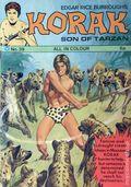 Korak Son of Tarzan (1971-1976) UK 39