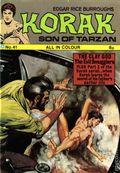 Korak Son of Tarzan (1971-1976) UK 41