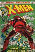 Uncanny X-Men (1963 1st Series) National Diamond 80NDS