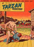 Tarzan Adventures (UK 1953-1959 Westworld Publications) Vol. 8 #24