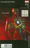Invincible Iron Man (2015 2nd Series) 1G