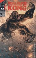 Kong Skull Island Official Comic Series (2017) 4