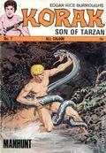 Korak Son of Tarzan (1971-1976) UK 7