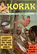 Korak Son of Tarzan (1971-1976) UK 37
