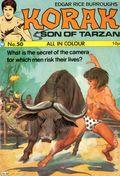 Korak Son of Tarzan (1971-1976) UK 50