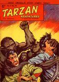 Tarzan Adventures (UK 1953-1959 Westworld Publications) Vol. 8 #29