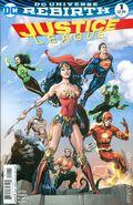 Justice League (2016) 1F