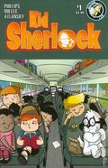Kid Sherlock (2017 Action Lab) 1A