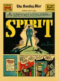 Spirit Weekly Newspaper Comic (1940-1952) Jul 6 1941
