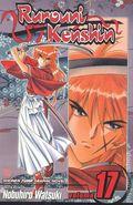 Rurouni Kenshin GN (2003-2006 Shonen Jump Edition Digest) 17-1ST