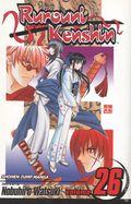 Rurouni Kenshin GN (2003-2006 Shonen Jump Edition Digest) 26-1ST