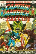 Captain America (1968 1st Series) UK Edition 165UK