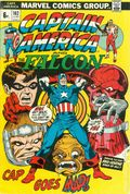 Captain America (1968 1st Series) UK Edition 162UK
