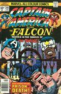 Captain America (1968 1st Series) UK Edition 206UK