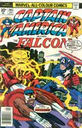 Captain America (1968 1st Series) UK Edition 205UK
