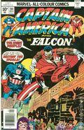 Captain America (1968 1st Series) UK Edition 201UK