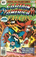 Captain America (1968 1st Series) UK Edition 199UK