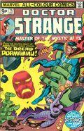Doctor Strange (1974 2nd Series) UK Edition 9UK