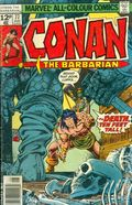 Conan the Barbarian (1970) UK Edition 77