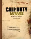 Call of Duty WWII Field Manual HC (2017 Insight Editions) 1-1ST