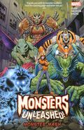 Monsters Unleashed TPB (2017-2018 Marvel) By Cullen Bunn and Justin Jordan 1-1ST