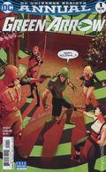 Green Arrow (2016 5th Series) Annual 1