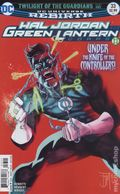 Hal Jordan and The Green Lantern Corps (2016) 33A