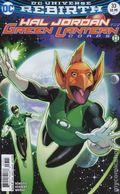 Hal Jordan and The Green Lantern Corps (2016) 33B