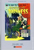 Pre-Code Classics: Adventures into Darkness HC (2017 PS Artbooks) 2-1ST