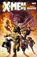 X-Men Age of Apocalypse Termination TPB (2017 Marvel) 1-1ST