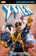 X-Men Mutant Genesis TPB (2017 Marvel) Epic Collection 1-1ST