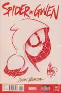 Spider-Gwen (2015 1st Series) 1SKETCH
