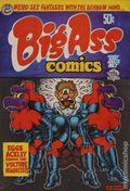 Big Ass Comics (1969-1971) #1, 2nd Printing