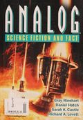 Analog Science Fiction/Science Fact (1960) Vol. 132 #11