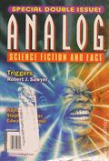 Analog Science Fiction/Science Fact (1960-Present Dell) Vol. 132 #1/2