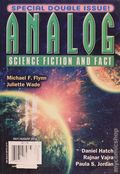 Analog Science Fiction/Science Fact (1960-Present Dell) Vol. 134 #7/8