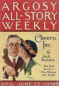 Argosy Part 3: Argosy All-Story Weekly (1920-1929 Munsey/William T. Dewart) Jun 23 1923